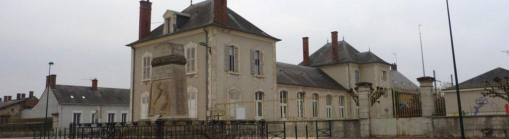 bâtiment foecy