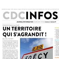 CDC INFOS N°26 MARS 2019