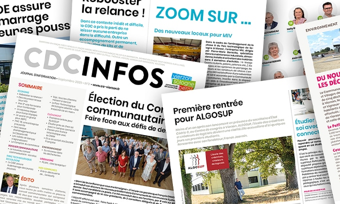 Publication : CDC INFOS N°31 SEPTEMBRE 2020